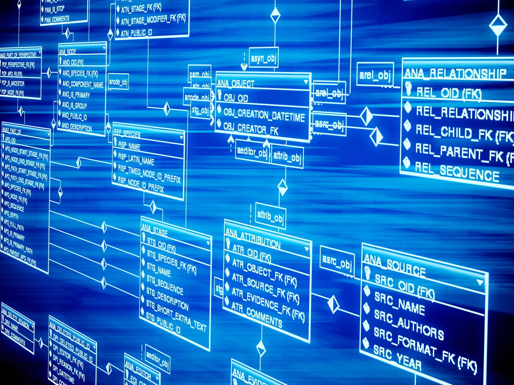 مقدمة عن قواعد البيانات