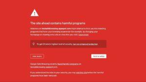 """كيفية إصلاح تحذير """"الموقع يحتوي على برامج ضارة"""" في WordPress"""